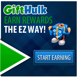 GiftHulk Earning Rewards The EZ Way