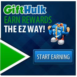 GiftHulk Earning Rewards The EZ Way